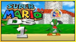 Super Mario 64 DS #1: Yoshi auf Sternejagt!