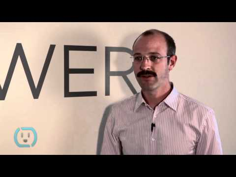Technology Pioneer 2011 - Dan Yates (OPOWER)
