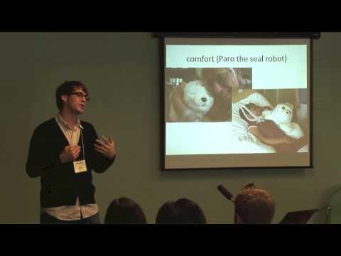 SkeptiCamp Winnipeg 2012: Robots and Emotions