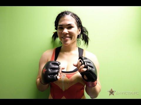 Invicta FC 10: Rachael Ostovich Post-Fight Interview