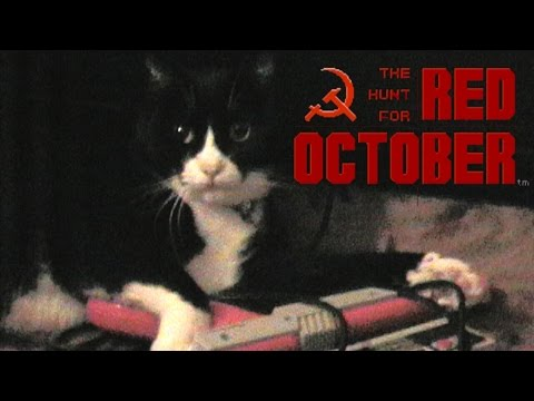 Hunt For Red October Nes Walkthrough review video
