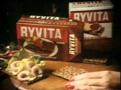 80s advert Ryvita