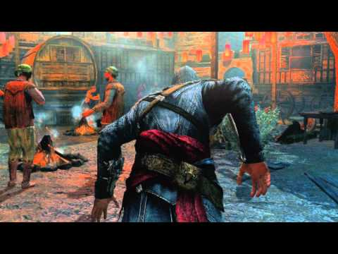 Assassin's Creed Revelations - Gameplay Trailer [UK]