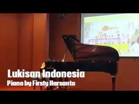 Lukisan Indonesia (Naura) - Piano by Firsty