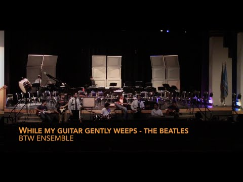 Beatles - While My Guitar Gently Weeps (Clas Arr)