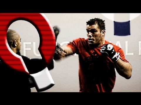 Functional MMA Training Workouts and Focus Mitt Training with Dean Lister Image 1