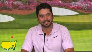 Jason Day's Second Round Interview