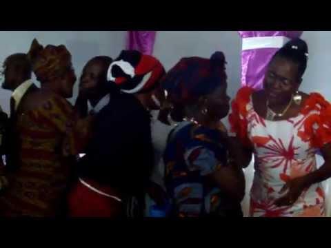 O Casamento do seculo na Igreja da IERA Rocha Pinto Luanda