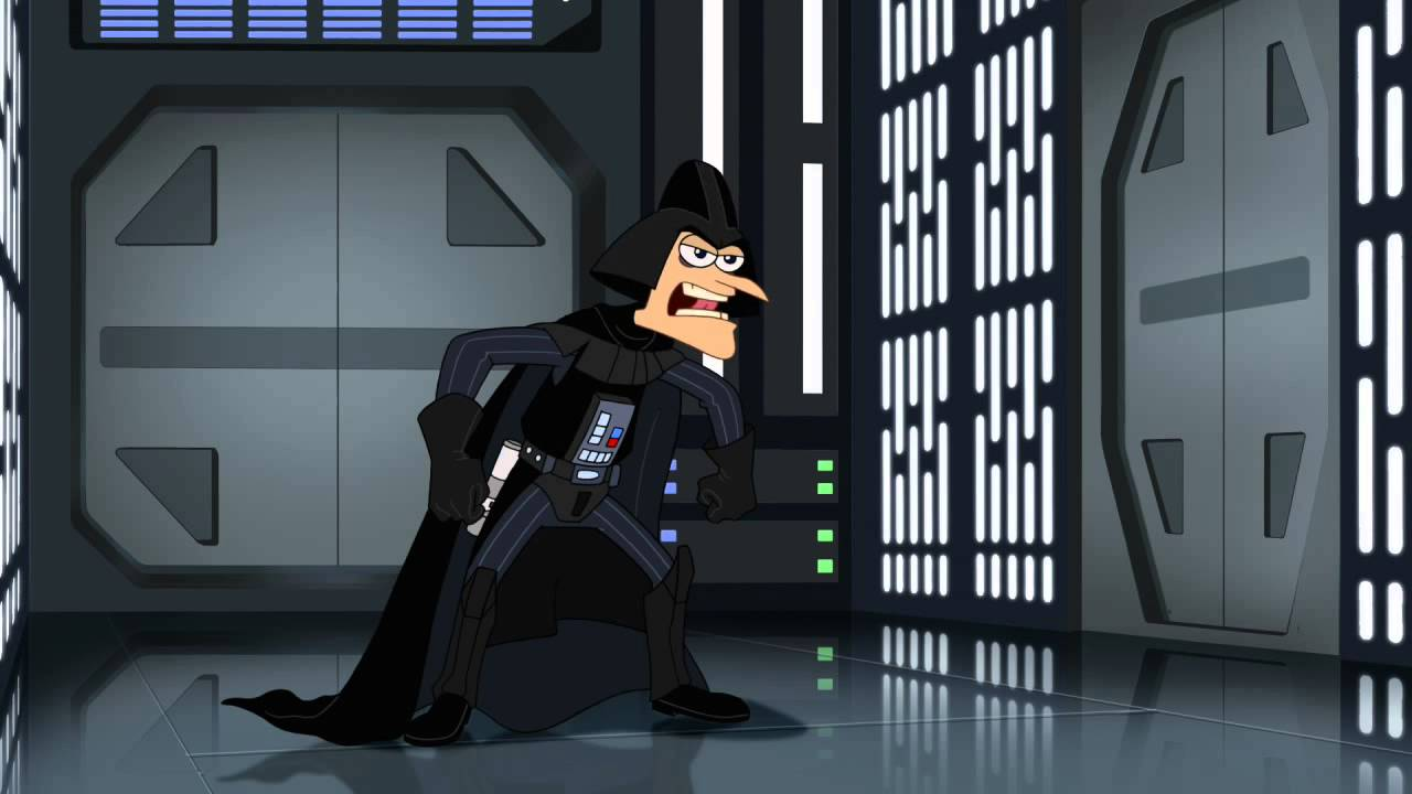 Phineas and ferb star wars premiere trailer disney