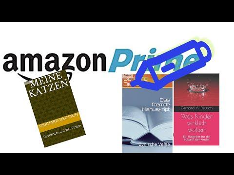 Werbung für meine Bücher