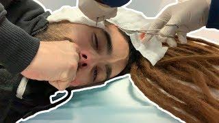 ¿Por qué terminé en el hospital?