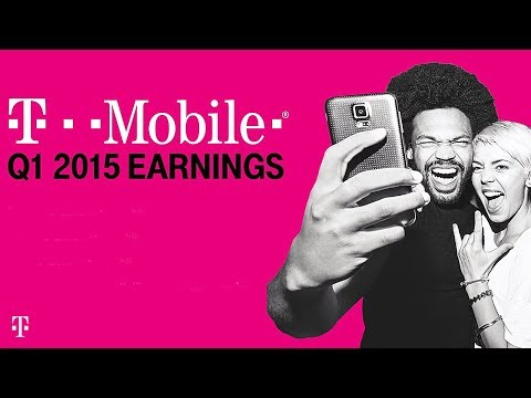 T-Mobile Q1 2015 Earnings Call: Behind-the-Scenes Livestream