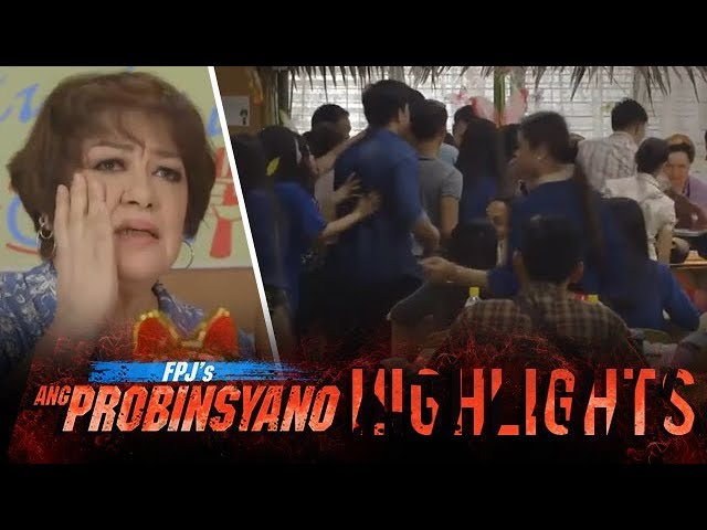 FPJ's Ang Probinsyano: Gina is shocked to see Lola Flora's customers