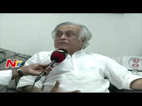 Exclusive Interview with Former Union Minister Jairam Ramesh | Face to Face | NTV