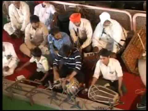 Dera Sacha Sauda Sirsa Bhajan Tera Hi Asra By Ragi Chaminder Pal Ji Insan video
