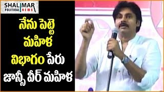 Pawan Kalyan About Women
