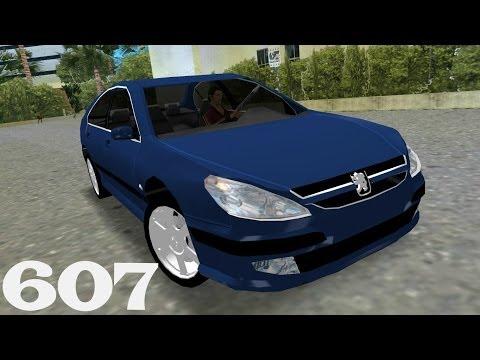 Peugeot 607 V6