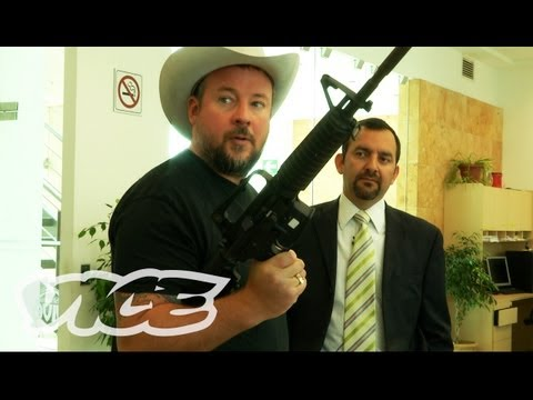 Mexican Drug Cartels vs. Mitt Romney's Mormon Family (Trailer)