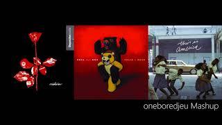 Jesus Don't Care - Depeche Mode vs. Fall Out Boy & Childish Gambino (Mashup)