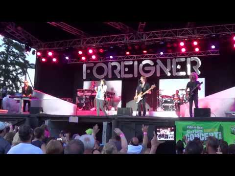 12 I Want to Know What Love Is - Foreigner with Monsignor Donovan High School