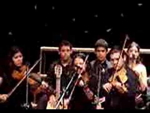 Violin Me Robaste el corazon