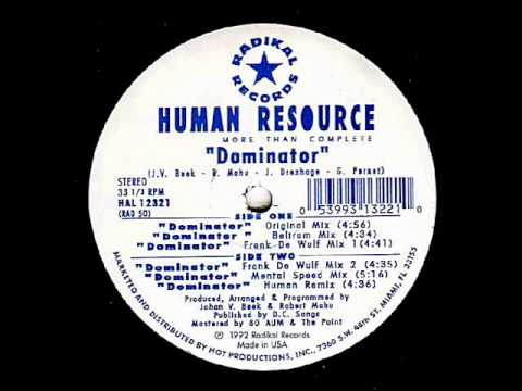 Human Resource - Dominator (Mental Speed mix)