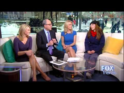 Elisabeth Hasselbeck & Heather Nauert 2-13-14