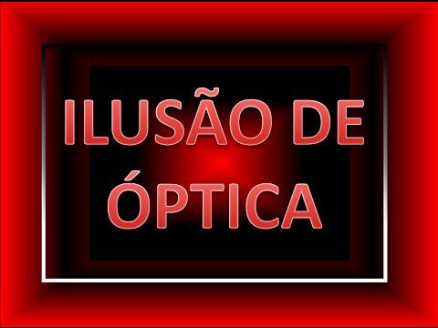 Ilusão de óptica  - Veja em TELA CHEIA
