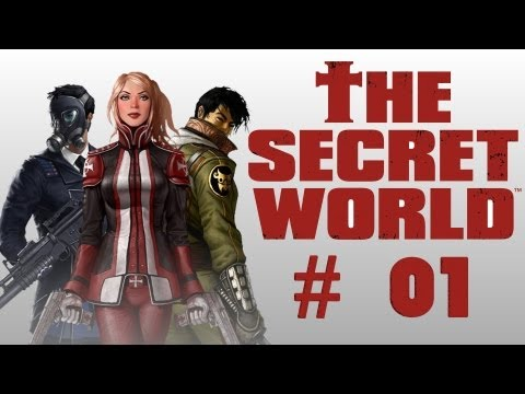Let's Test The Secret World #001 [Deutsch/Full HD] - Erwachen