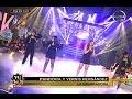 Yo Soy Kids: Vernis Hernandez y Pandora cantaron 'La Usurpadora'