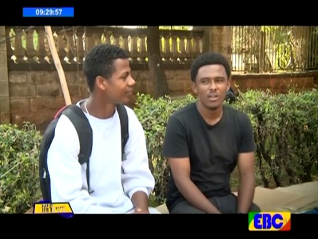 ''Yale Englizegna'' Mixing Amharic And English Through Dialogue