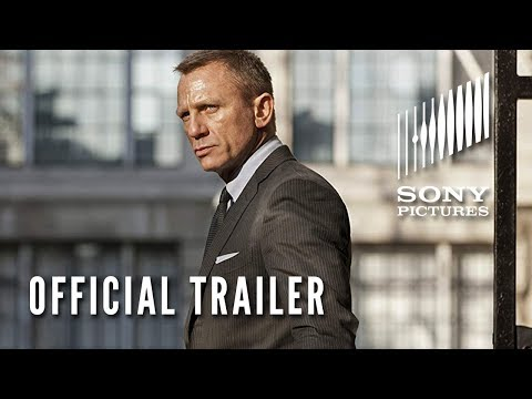 SKYFALL - Official Trailer