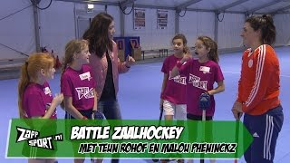 Battle Zaalhockey | ZAPPSPORT