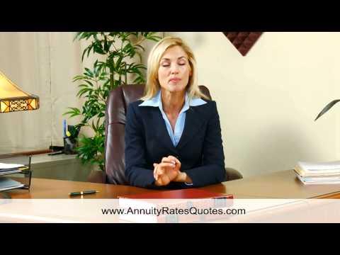 Annuity Rates Quotes How to Find Best Annuities