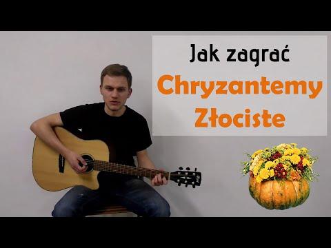 #10 Jak Zagrać Chryzantemy Złociste (Kury) Na Gitarze - JakZagrac.pl