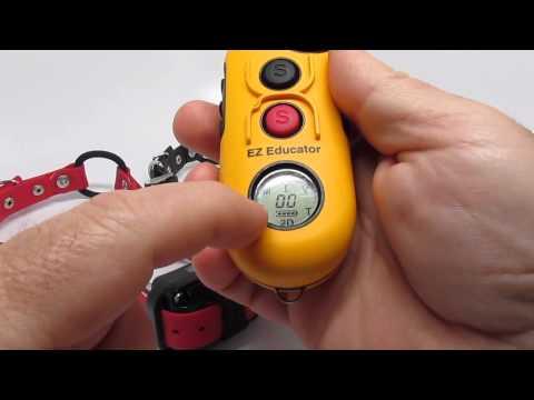 E-Collar Technologies EZ-Educator EZ-902 2 Dog Features