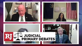 District Court Family Division Department J Debate - Video