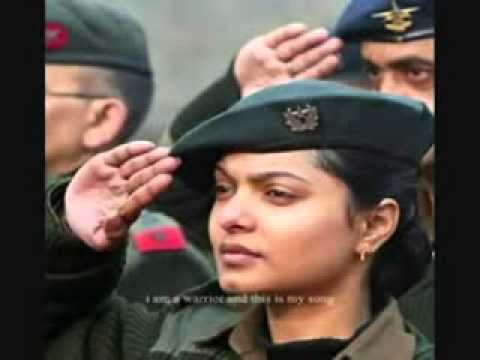 Indian Army Warrior Song video