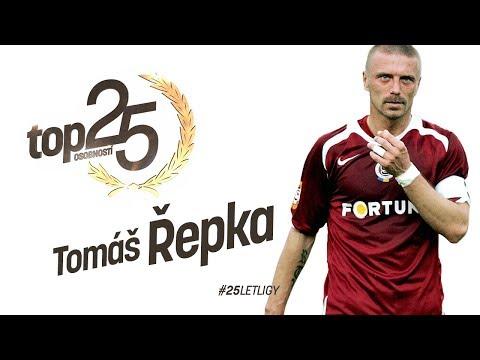 TOP 25 osobností: Tomáš Řepka