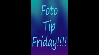 Foto Tip Friday Senior Photos