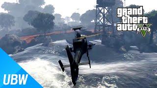 GTA 5 PC: Raven Rock - Military Island [DOWNLOAD & SHOWCASE]