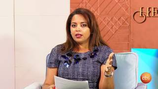 Helen Show: Help Stop Human Trafficking! with Mahdere Poulous and Tigist Berhanu