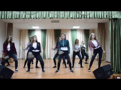 Танец School Dance Project Girls. СШ№14 г. Брест.