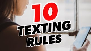 How To Text A Girl - The 10 Do's And Don'ts Of Texting Girls You Like!