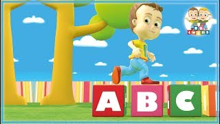 ABC Song | Nursery Rhymes for kids