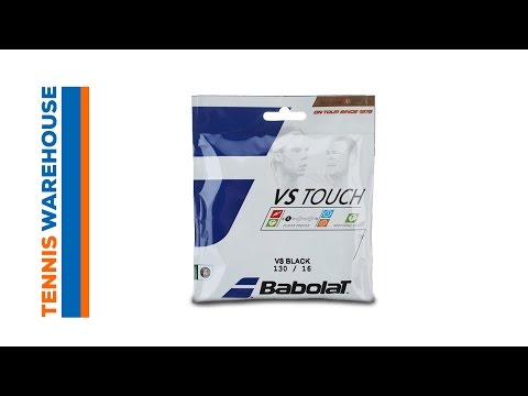 Babolat VS Touch Natural Gut String Review