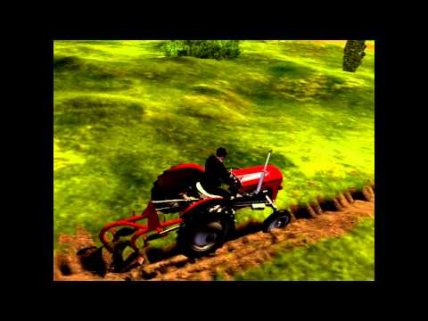 Agrar Simulator Legendarne Maszyny - Prace polowe!