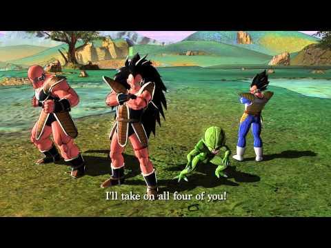 Dragon Ball Z: Battle of Z videogame trailer by Namco Bandai