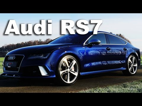 Audi RS7 Sportback Review | Power by Elegance (English Subtitles)