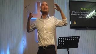 8 nguyên tắc thành công - Mục sư Trần Mạnh Hùng 25-09-16